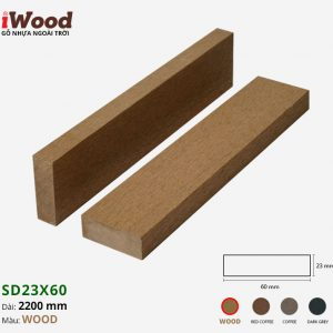 thanh lam iWood SD23x60 Wood 1