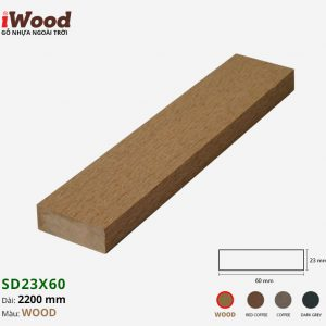 thanh lam iWood SD23x60 Wood