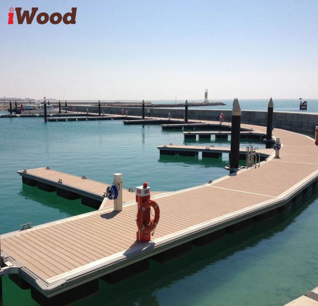 iwood cầu cảng