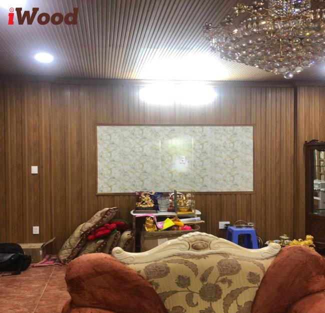 iwood ốp tường, trần