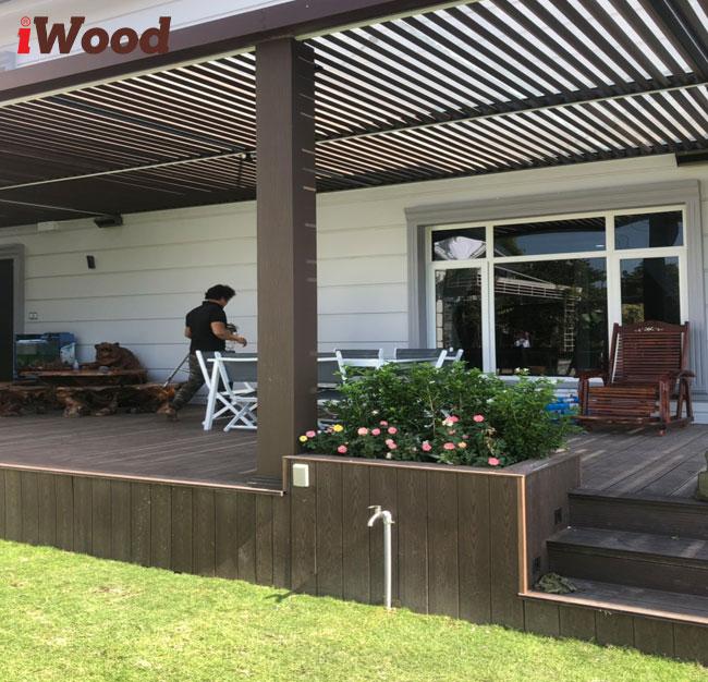 iwood sân vườn