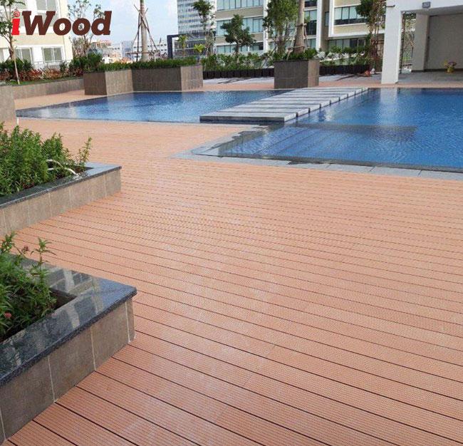 sàn gỗ nhựa iwood