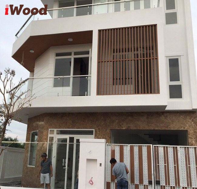 thanh lam gỗ nhựa iwood