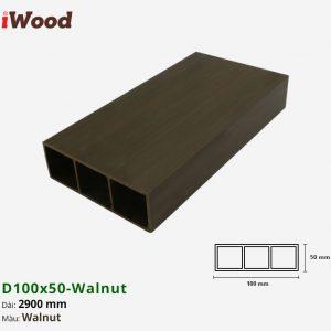 iwood d100x50-walnut 1