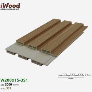 iwood w200x15-3s1-2