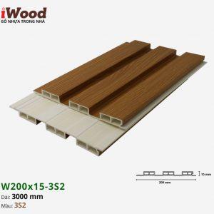 iwood w200x15-3s2-2