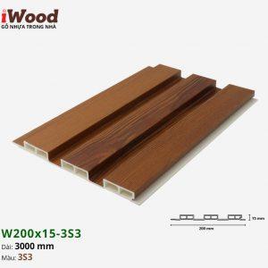 iwood w200x15-3s3-1