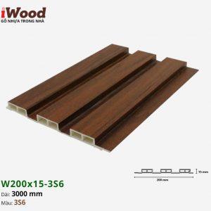 iwood w200x15-3s6-1