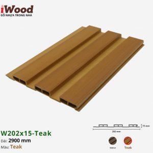 iwood w202x15-teak-1