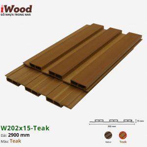 iwood w202x15-teak-2