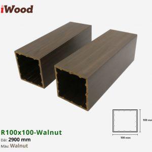 iwood cột r100x100-walnut-1