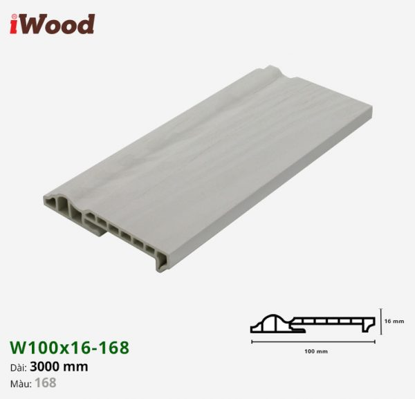iwood w100x16-168