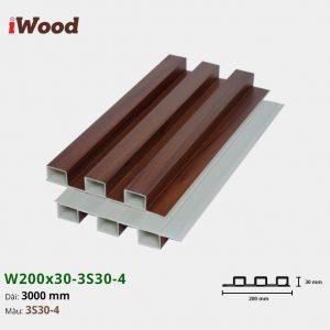 iwood 3S30-4 hình 2