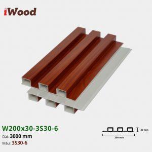 iwood 3S30-6 hình 2