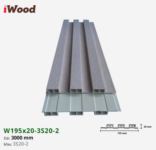 iwood-w195-20-3s20-3