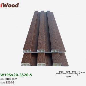 iwood-w195-20-3s20-mau5-2
