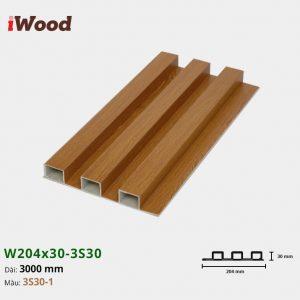 iwood 3S30-1 hình 1