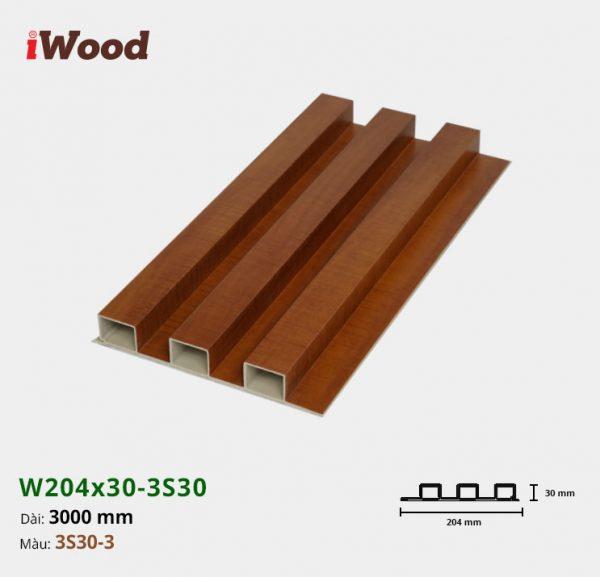 iwood 3S30-3 hình 1