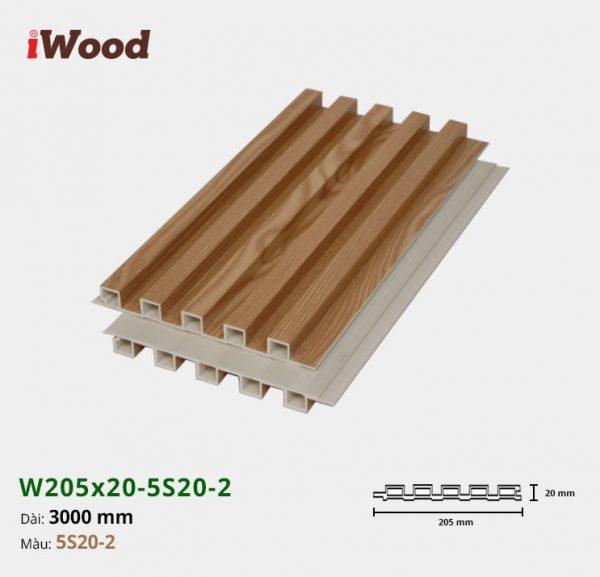 iWood W205x20-5S20-2 hình 2