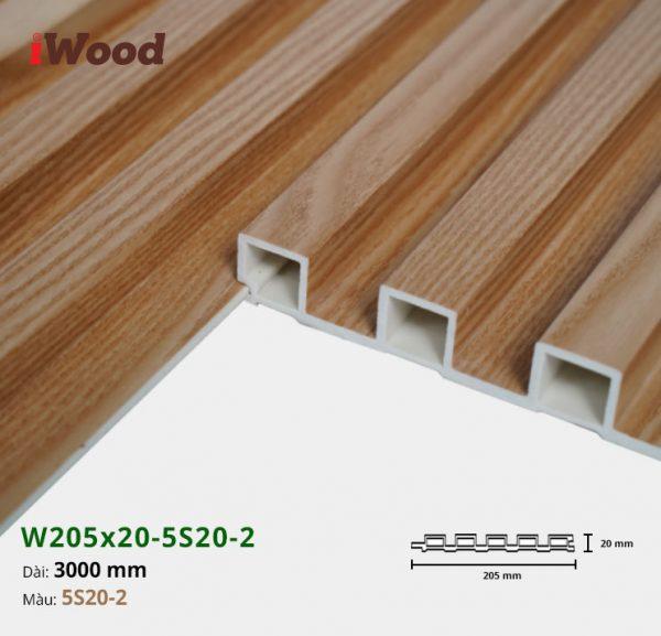 iWood W205x20-5S20-2 hình 3