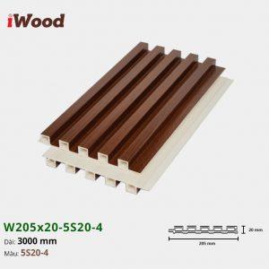 iWood W205x20-5S20-4 hình 2