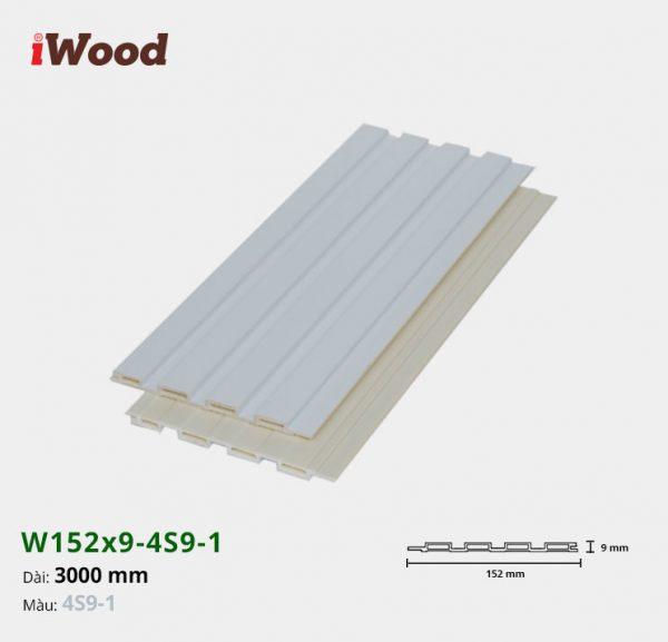 iWood W152x9-4S9-1 hình 2