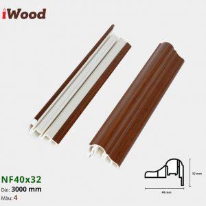 Nẹp iwood NF40-32