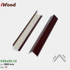 iWood nẹp V25x25-12