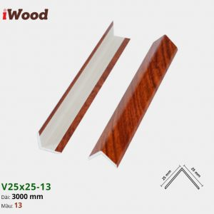 iWood nẹp V25x25-13
