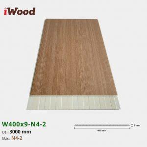 tấm ốp nano phẳng W400x9-N4-2 hình 2