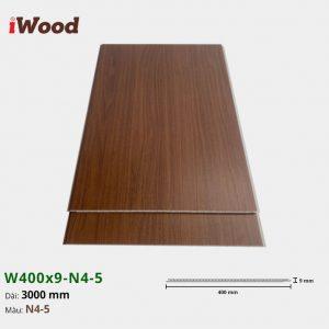 tấm ốp nano phẳng W40x9-N4-4 hình 2