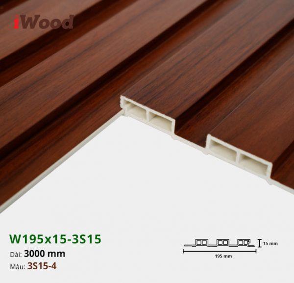 iWood W195x15-3s15-4 hình 3