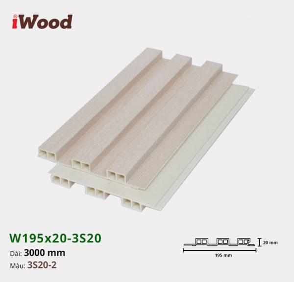 iwood-w195-20-3s20-2 hình 1