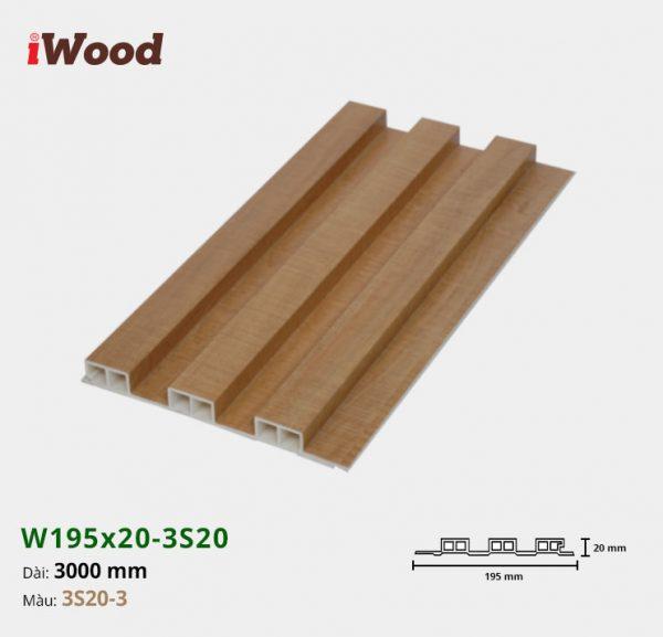 iwood-w195-20-3s20-3 hình 1