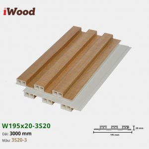 iwood-w195-20-3s20-3 hình 2