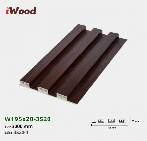 iwood-w195-20-3s20-4 hình 1