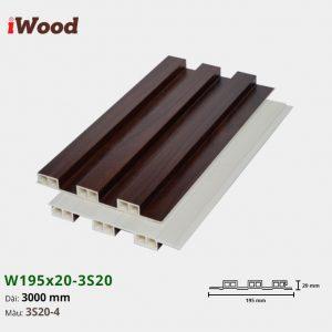 iwood-w195-20-3s20-4 hình 2