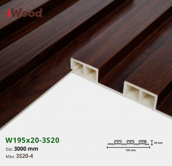 iwood-w195-20-3s20-4 hình 3