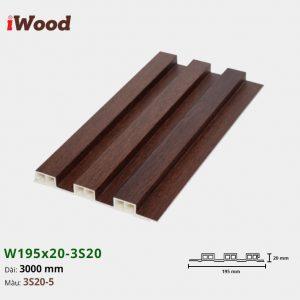 iwood-w195-20-3s20-5 hình 1