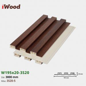 iwood-w195-20-3s20-5 hình 2