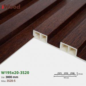 iwood-w195-20-3s20-5 hình 3