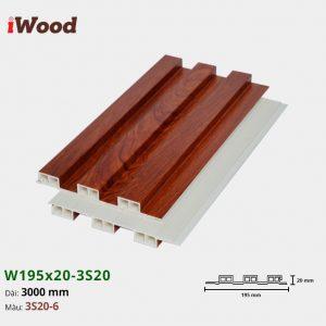 iwood-w195-20-3s20-6 hình 2