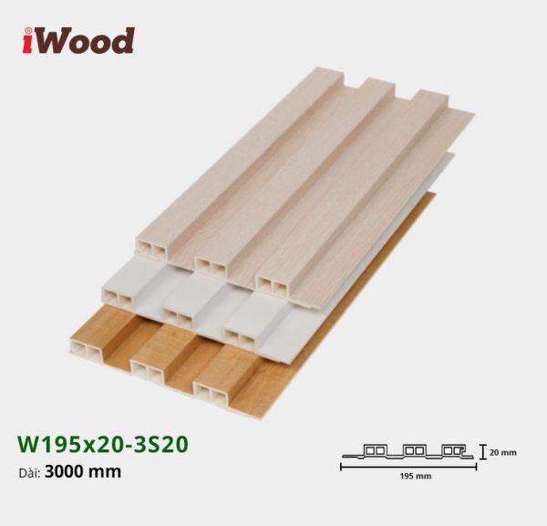 iwood-w195-20-3s20-hình 1