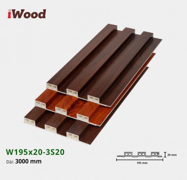 iwood-w195-20-3s20 hình 2