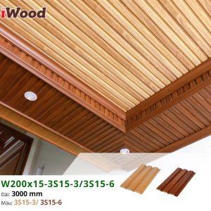 iwood-w200-15-3s15-3-5