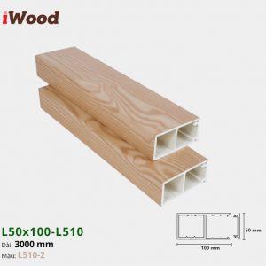 iWood lam hộp L510-2 hình 1