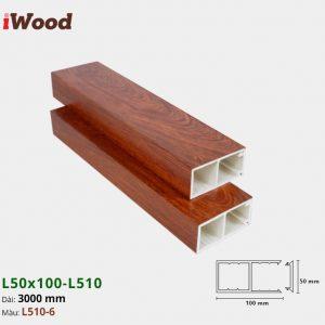 iWood lam hộp L510-6 hình 1