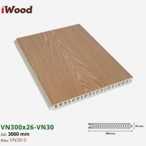 iWood VN300x26-VN30-3 hình 1