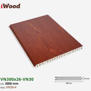 iWood VN300x26-VN30-4 hình 1