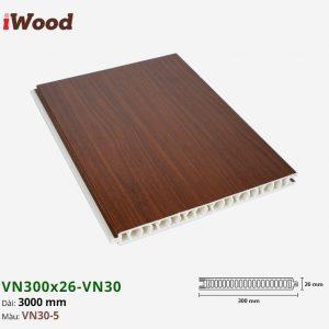 iWood VN300x26-VN30-5 hình 1